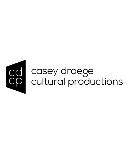 Casey Droege Cultural productions